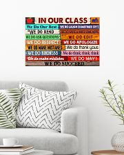 Classroom Poster - We Do Succeed 24x16 Poster poster-landscape-24x16-lifestyle-01