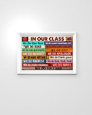 Classroom Poster - We Do Succeed 24x16 Poster poster-landscape-24x16-lifestyle-02