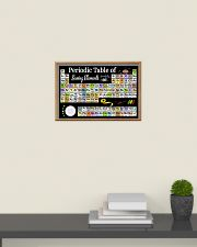 Sewing Elements - Periodic Table Poster 24x16 Poster poster-landscape-24x16-lifestyle-09