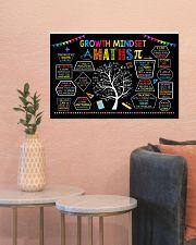 Maths Poster - Growth Mindset  24x16 Poster poster-landscape-24x16-lifestyle-22