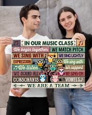 Music Poster - In Our Music Class  24x16 Poster poster-landscape-24x16-lifestyle-21