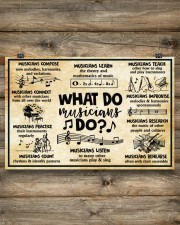 Music - What do Musicians do 24x16 Poster aos-poster-landscape-24x16-lifestyle-15