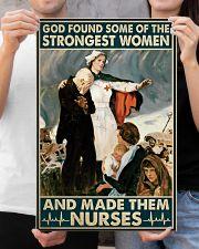 Nurse - God Found Some Of Strongest Women 16x24 Poster poster-portrait-16x24-lifestyle-19