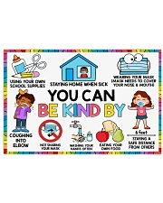 Classroom Poster - You Can Be Kind 24x16 Poster front