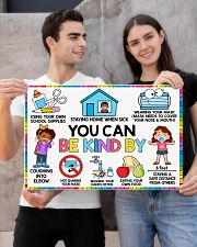 Classroom Poster - You Can Be Kind 24x16 Poster poster-landscape-24x16-lifestyle-21