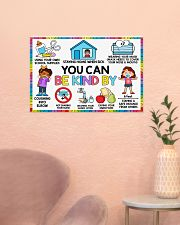 Classroom Poster - You Can Be Kind 24x16 Poster poster-landscape-24x16-lifestyle-23