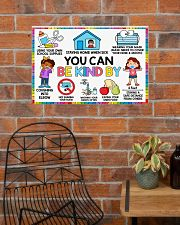 Classroom Poster - You Can Be Kind 24x16 Poster poster-landscape-24x16-lifestyle-24