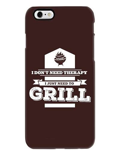 Grill Therapy - Gift for barbecue lovers