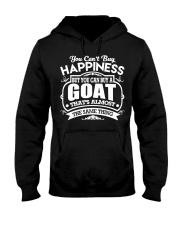 Goat 1 Bbbb Hooded Sweatshirt thumbnail