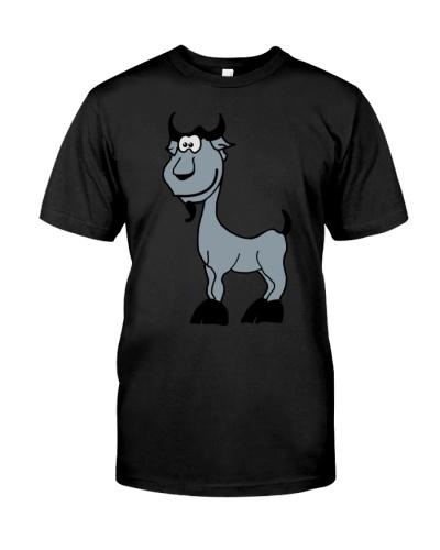 Goat Capricorn Zodiac Animal Comic