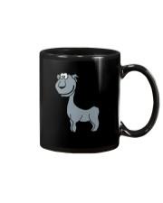 Goat Capricorn Zodiac Animal Comic Mug thumbnail