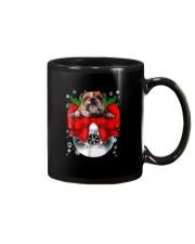 English Bulldog Christmas T Shirt Funny Gifts For  Mug thumbnail