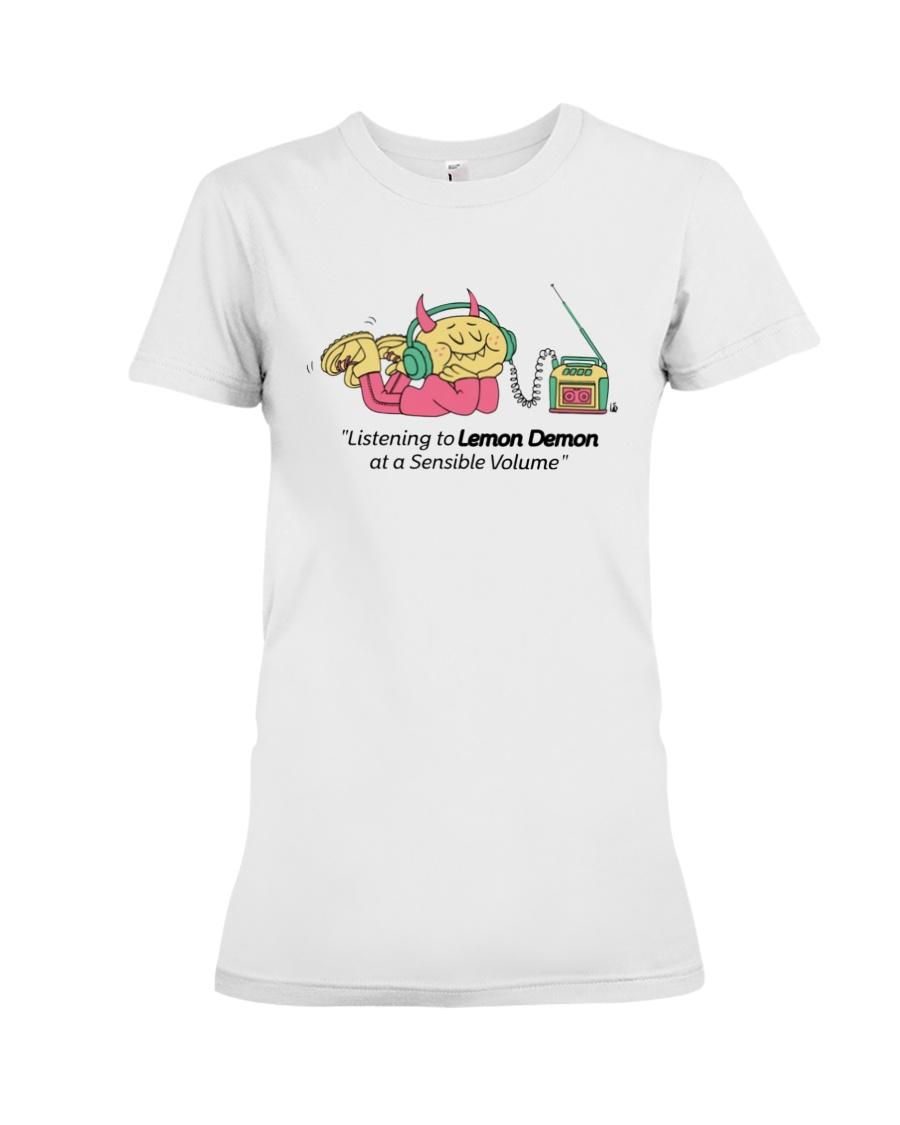 Listening To Lemon Demon At A Sensible Volume T Shirt