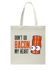 MY HEART BAG Tote Bag front
