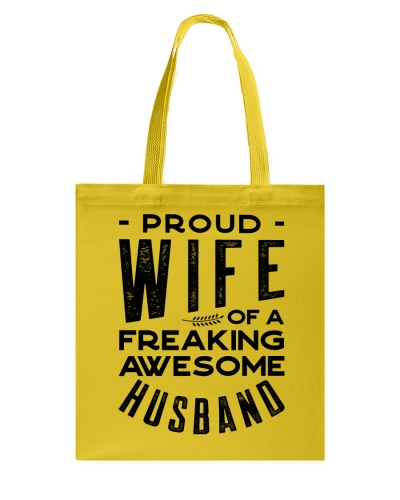 TO MY WIFE - PROUD