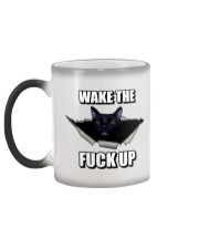 Sylvester Wake The F-Up Color Changing Mug color-changing-left
