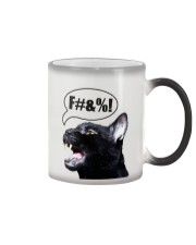 Sylvester Swearing  Color Changing Mug color-changing-right