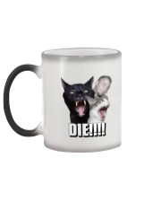 Talking Kitty Cat Color Changing Mug color-changing-left