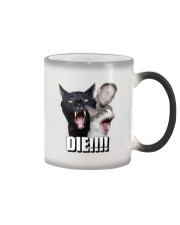 Talking Kitty Cat Color Changing Mug color-changing-right