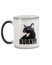 Sylvester BURN Color Changing Mug color-changing-left