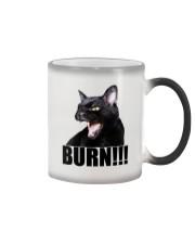 Sylvester BURN Color Changing Mug color-changing-right