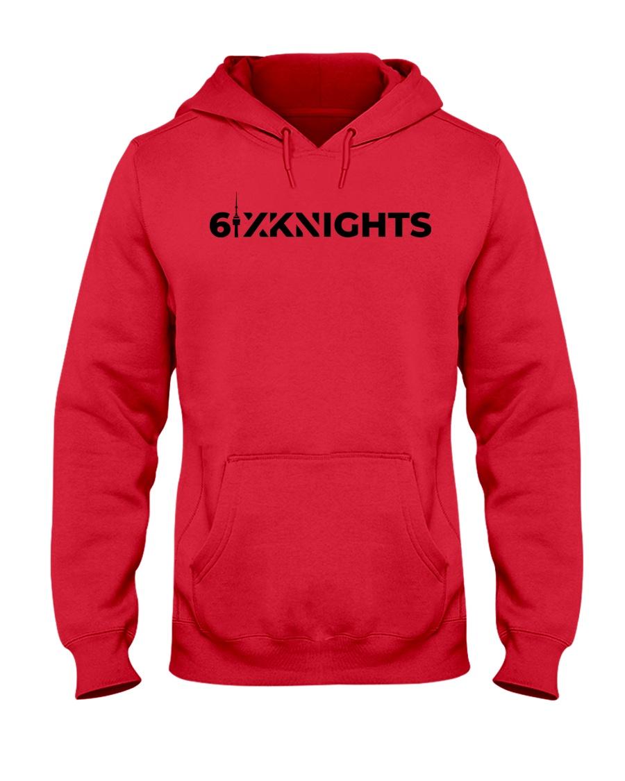 6ixknights Apparel Hooded Sweatshirt