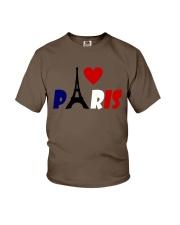 i love Paris Youth T-Shirt thumbnail