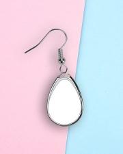 test Teardrop Earrings aos-earring-teardrop-front-lifestyle-3
