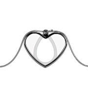 test Metallic Heart Necklace thumbnail