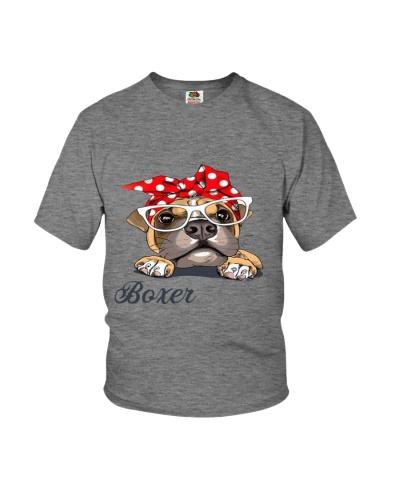 T-shirt boxer nouveau