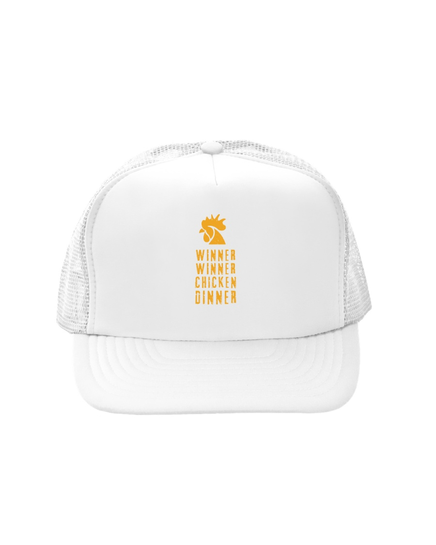 Winner Winner Chicken Dinner Cap Trucker Hat