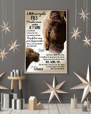 A Mon Incroyable Fils  11x17 Poster lifestyle-holiday-poster-1