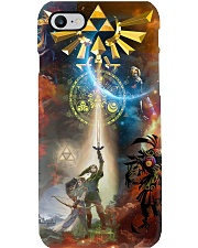 Link Poster Phone Case thumbnail