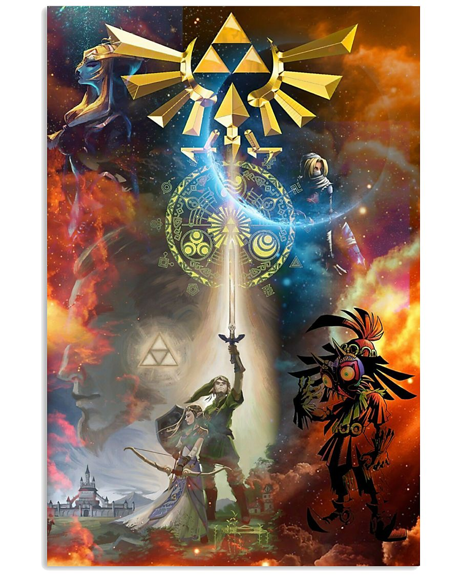 Link Poster 24x36 Poster