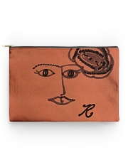 faces pouch Accessory Pouch - Standard front