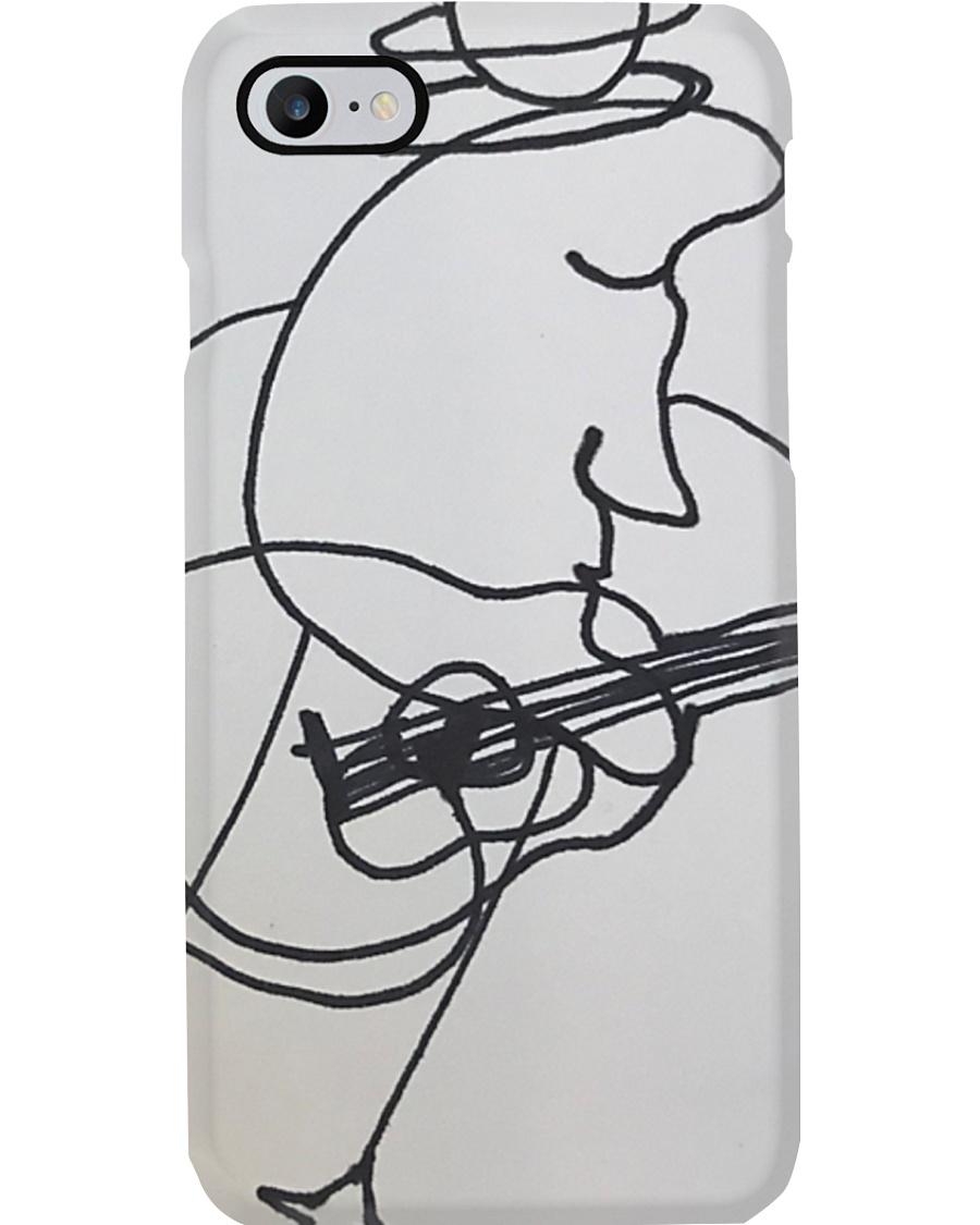 moon music  Phone Case
