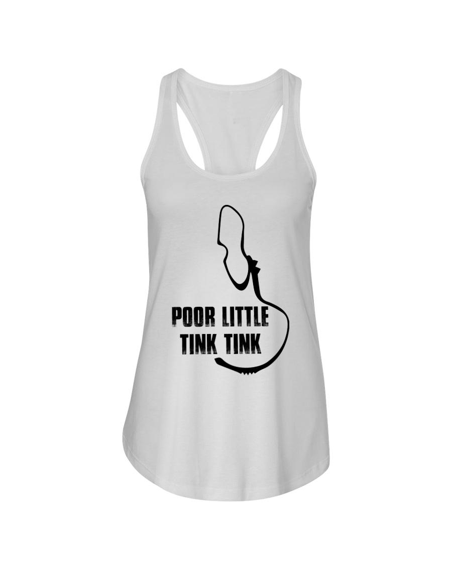 Poor little tink tink Ladies Flowy Tank