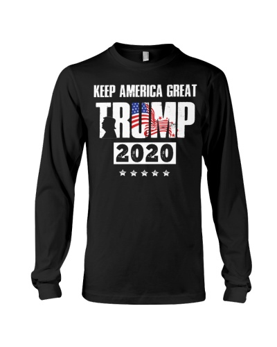 Keeping America Great Trump 2020 Elections Politic