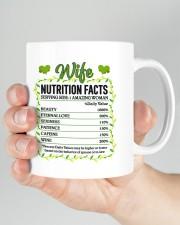 PERSONALIZED MUG: wife nutrition facts  Mug ceramic-mug-lifestyle-26