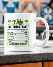 PERSONALIZED MUG: wife nutrition facts  Mug ceramic-mug-lifestyle-57