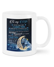To my wife - never forget that i love you Mugs tile