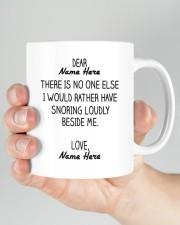 PERSONALIZED MUG: Sweetest Gift For Her 02 Mug ceramic-mug-lifestyle-26