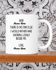 PERSONALIZED MUG: Sweetest Gift For Her 02 Mug ceramic-mug-lifestyle-48