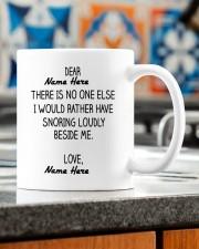 PERSONALIZED MUG: Sweetest Gift For Her 02 Mug ceramic-mug-lifestyle-57