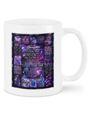 to my daughter - never forget how much i love you Mugs tile
