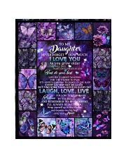 to my daughter - never forget how much i love you Quilt tile