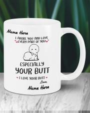 PERSONALIZED MUG: Sweetest Gift For Her - Him Mug ceramic-mug-lifestyle-05