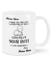 PERSONALIZED MUG: Sweetest Gift For Her - Him Mug front