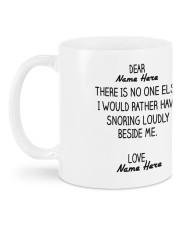 PERSONALIZED MUG: Sweetest Gift For Her - Him Mug back