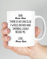 PERSONALIZED MUG: Sweetest Gift For Her - Him Mug ceramic-mug-lifestyle-26